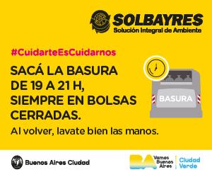 Solbayres – Horario